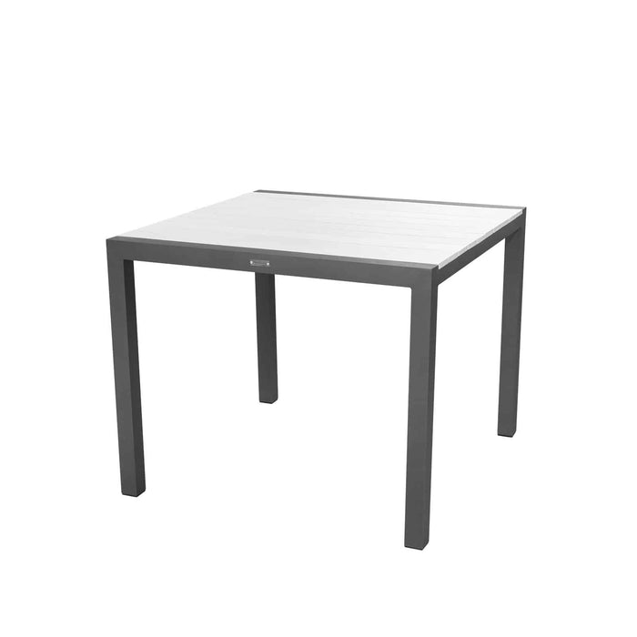 Mirabella Dining Table (Square) - Kessler Silver