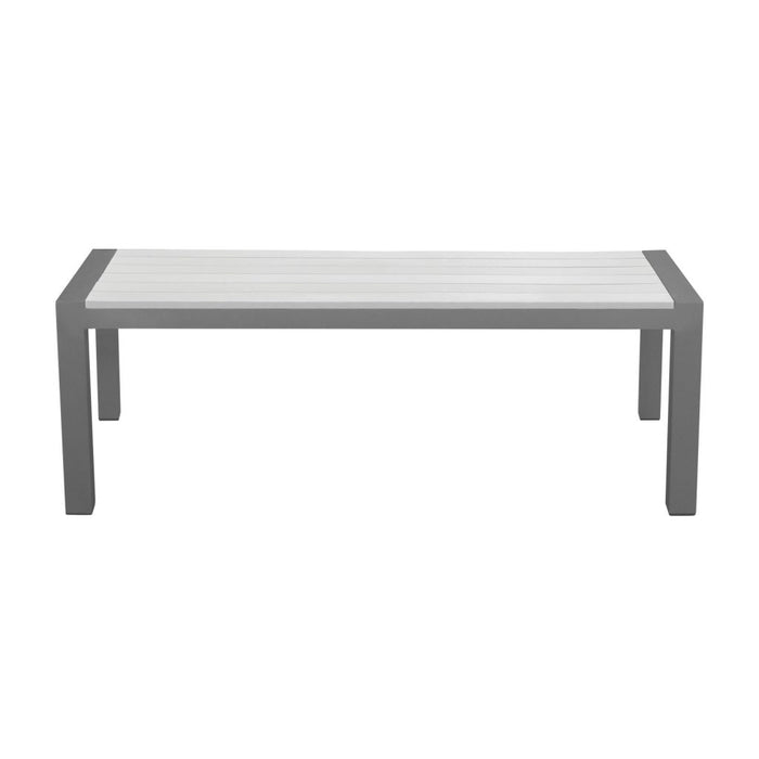 Mirabella Coffee Table (Rectangular) - Kessler Silver