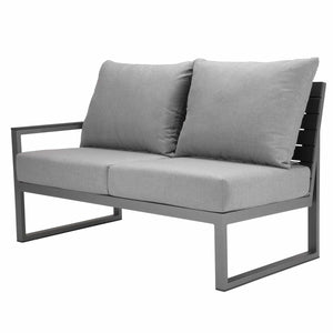 Mirabella Sectional Left Arm Loveseat | Your Patio Store