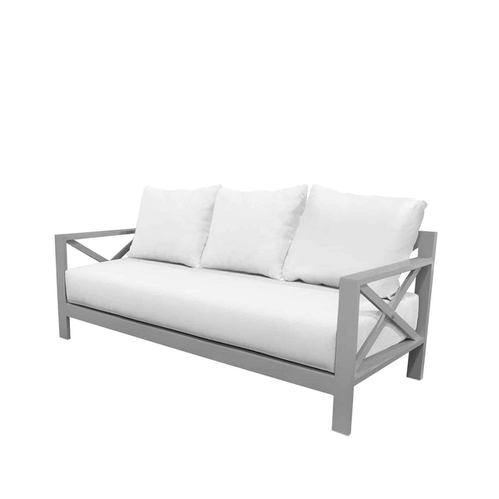 Destin Sofa - Tex Champagne