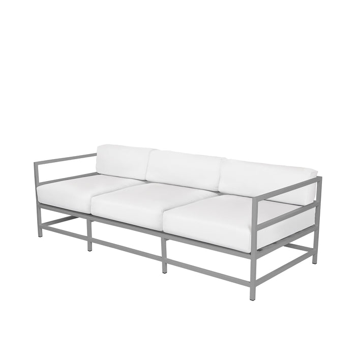 Dakota Sofa - Silver Vein