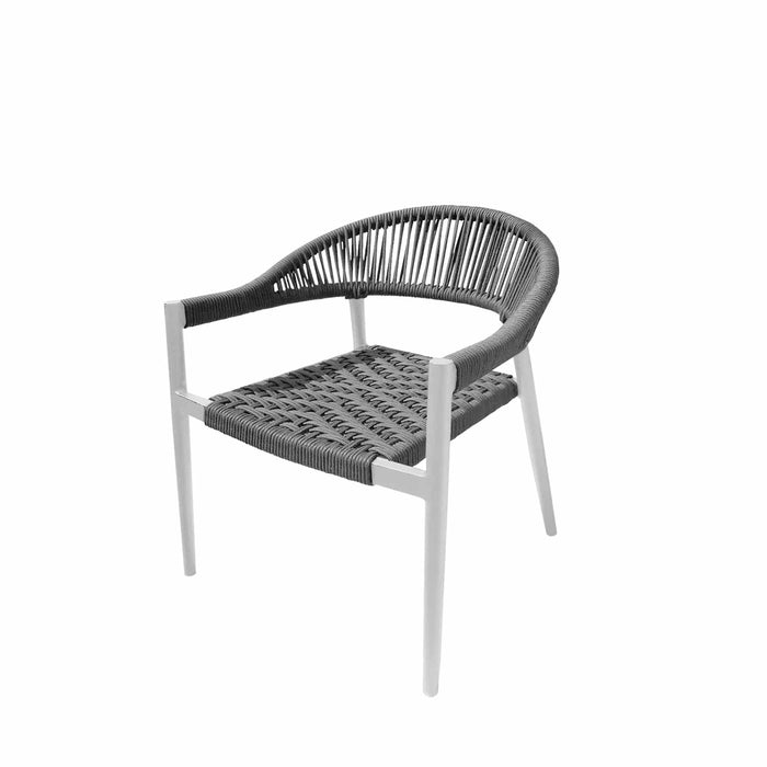 Savanna Club Chair (Gray Durarope)