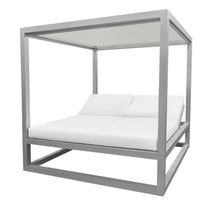 Bayside Daybed with Sling Top Panel | Your Patio Store
