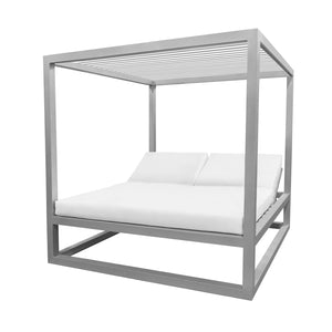 Bayside Daybed with Aluminum Slats (Top) | Your Patio Store