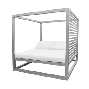 Bayside Daybed with Aluminum Slats (Right Side) | Your Patio Store