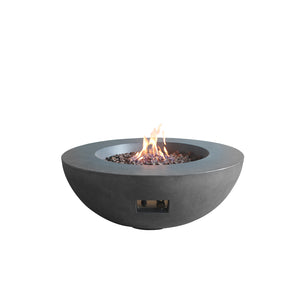 Europa Round Fire Table