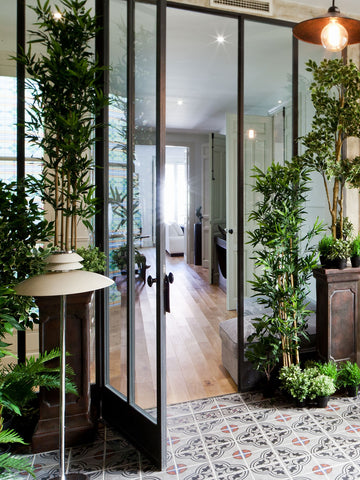 Plant inspiration for interior