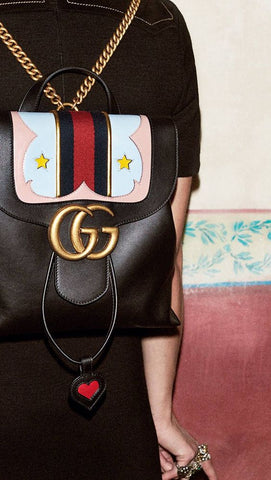 Gucci backpack new