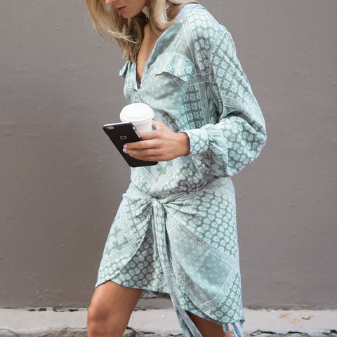 Sloane shirt dress - Steele - Ellis and Friends
