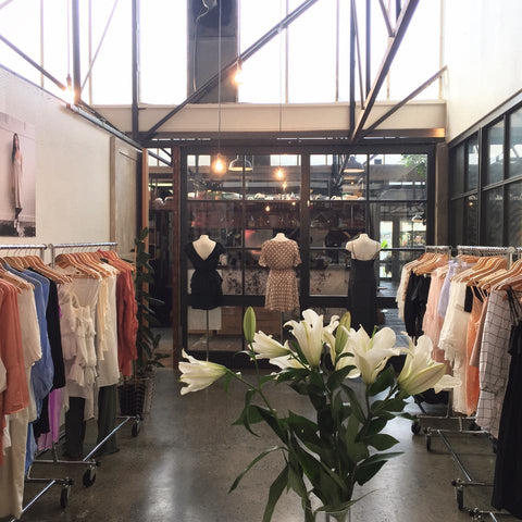Ponsonby Central Ellis and Friends Pop up Shop retail Auckland