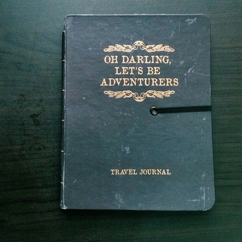 Travel adventures book