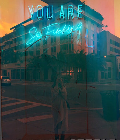 You are fucking beautiful photo - Inspiration Tumblr Pinterest