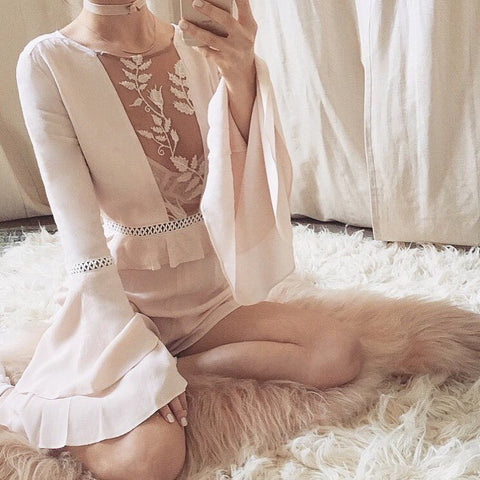 For love and lemons Emelia Romper ellis and friends