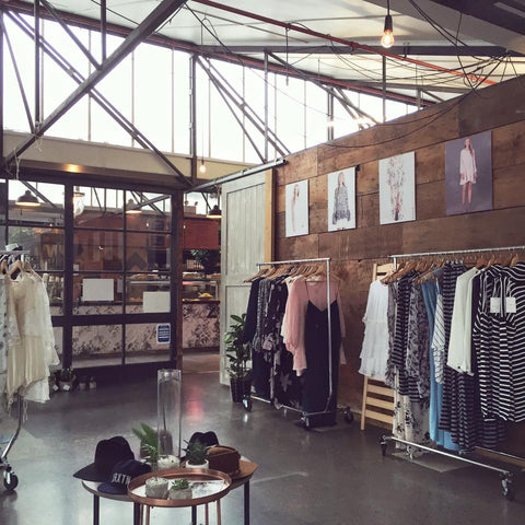 Ponsonby Pop up store ellis and friends market
