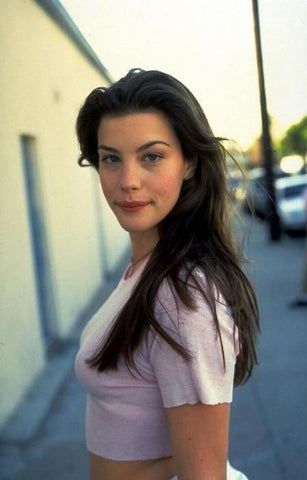 Liv Tyler Baby Vintage Photo Tumblr Pinterest