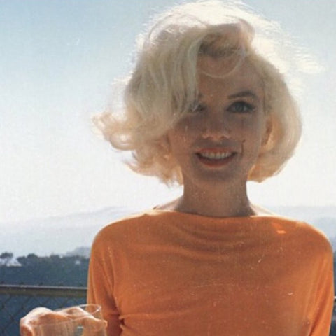 Marilyn Monroe modern fashion