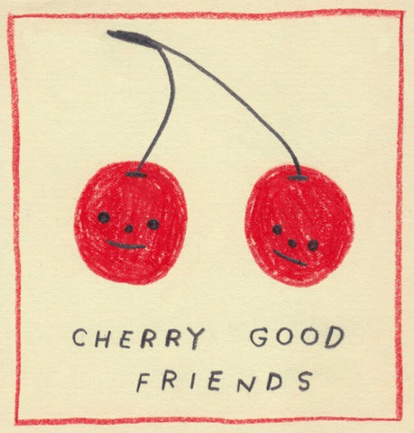 Cherry good friends