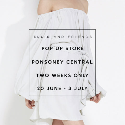 Ponsonby pop up store auckland