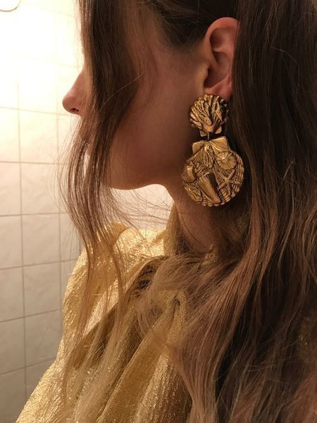 Shell drop earrings - Fashion inspiration - Womens designer fashion online - New Zealand