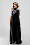 Lowe Deux Maxi Dress in Black