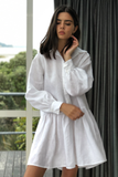 Mes Dress in White, Dress, Ellis Label - Ellis and Friends