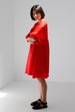 Miu Dress in Red
