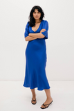 Paloma Deux Dress in Blue