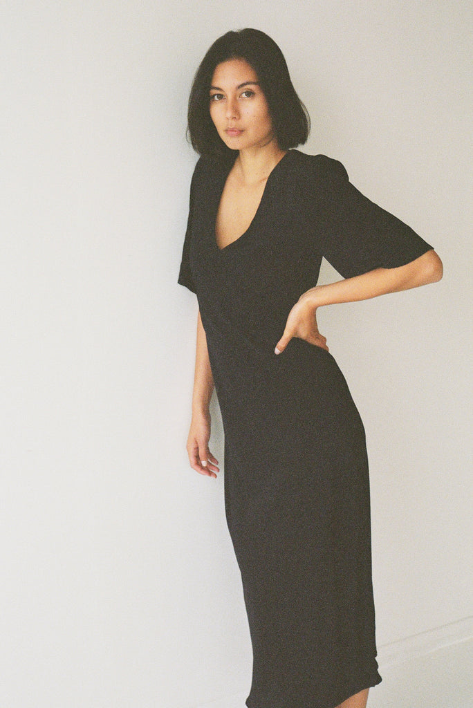 Paloma Deux Dress in Black