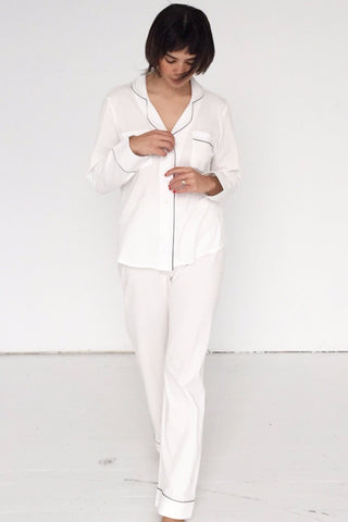 Salua Classic Pajamas in Pima Cotton