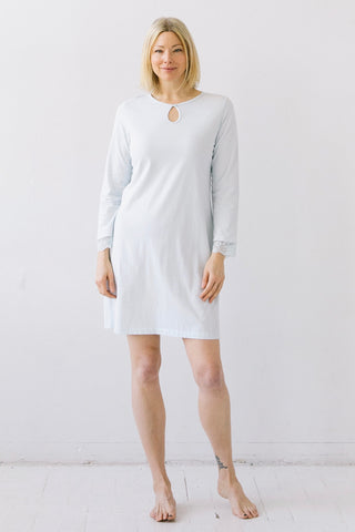 Pima Cotton Elegance Gown