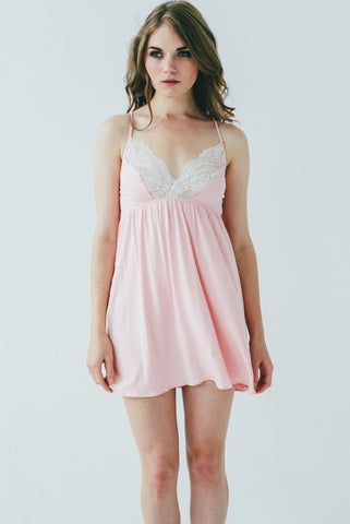 Crafted from Clouds Chemise