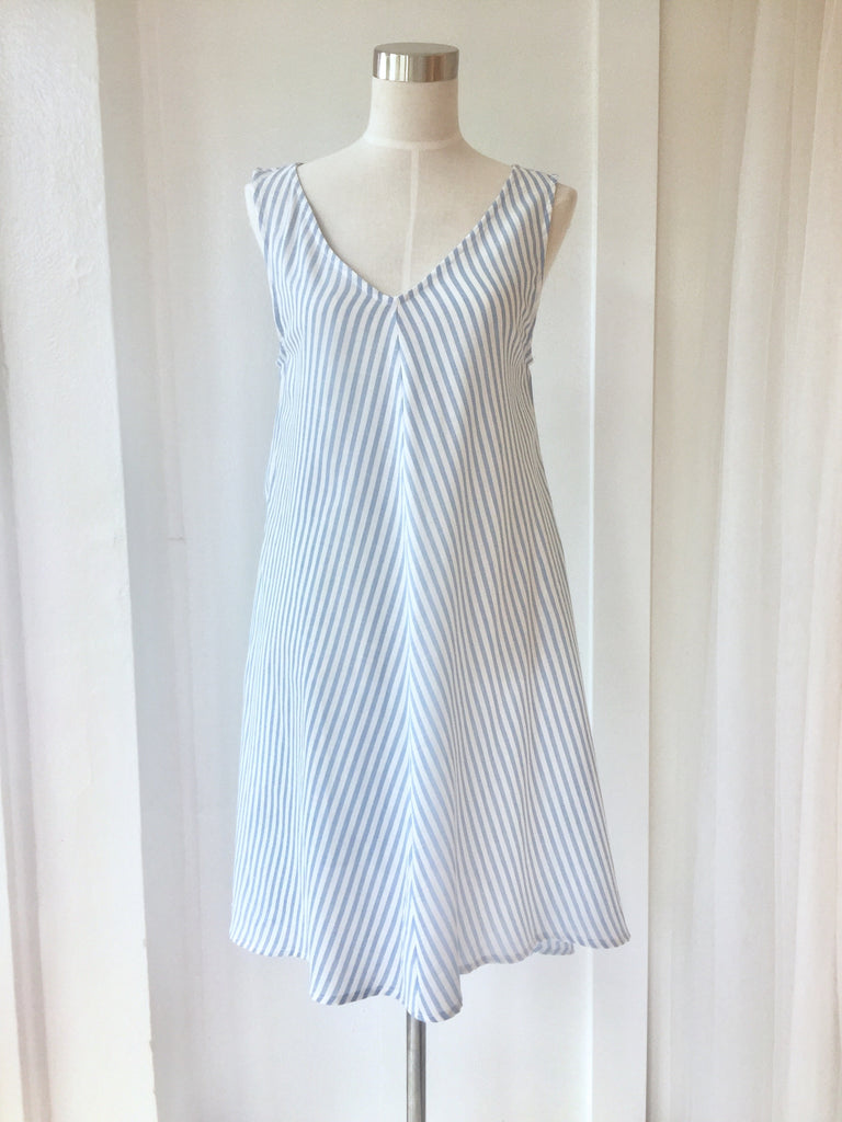 Striped Rayita Dress