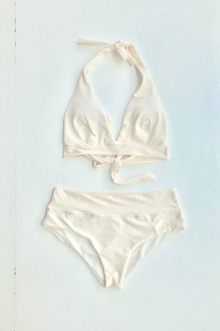 Estivo/Salua Wide Band Bikini Bottom - Ivory