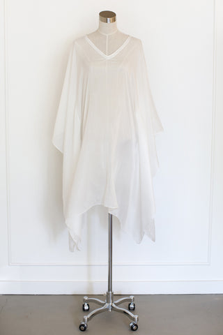 Salua Cotton/Silk Kaftan
