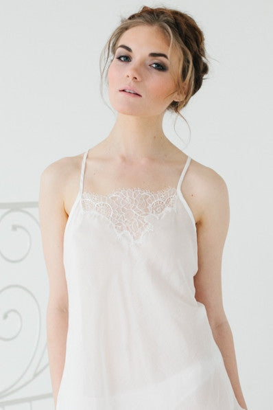 My Vows Chemise 31""