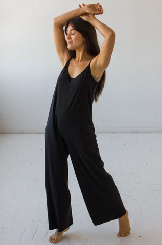 Pima Cotton Jumpsuit