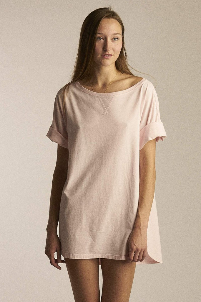 Easy Boatneck Nightshirt
