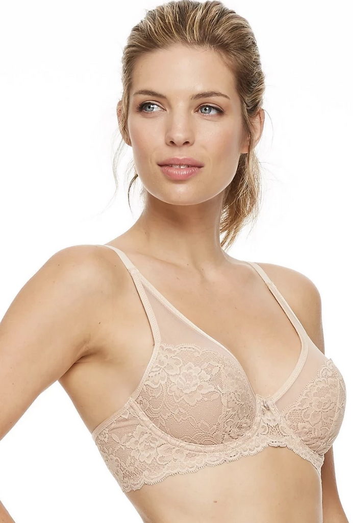 Grace Unlined High Apex Bra