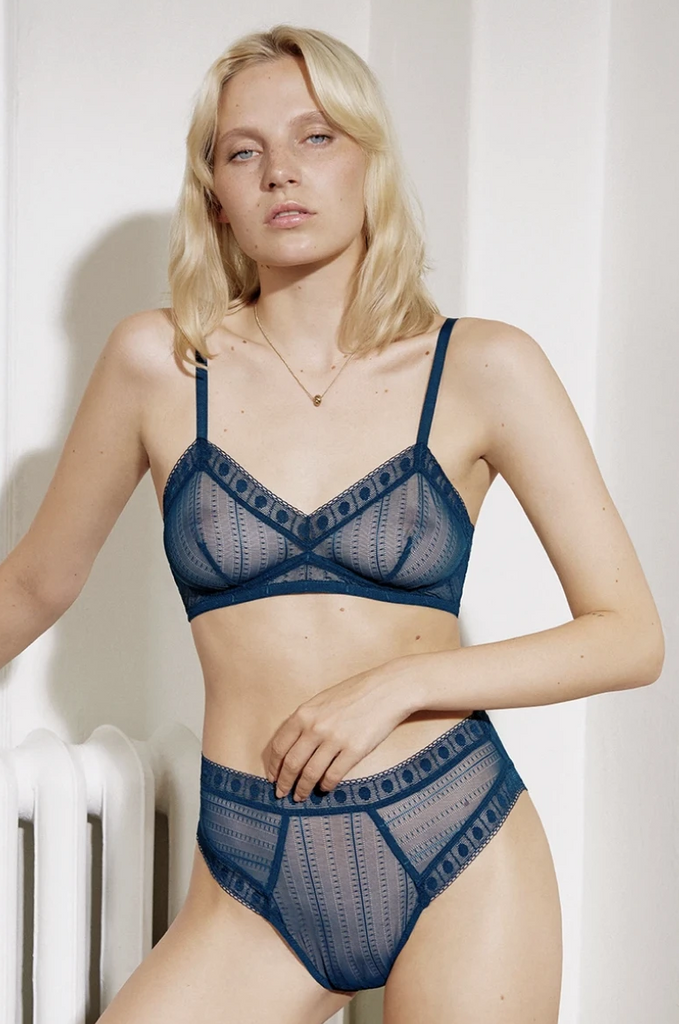 Isabel Soft Cup Triangle Bra