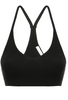 Ora bralette by skin in black
