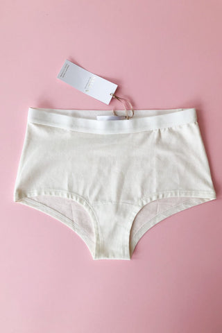 Highwaist Cotton Bikini