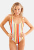 The Stella Cabana Stripe One Piece