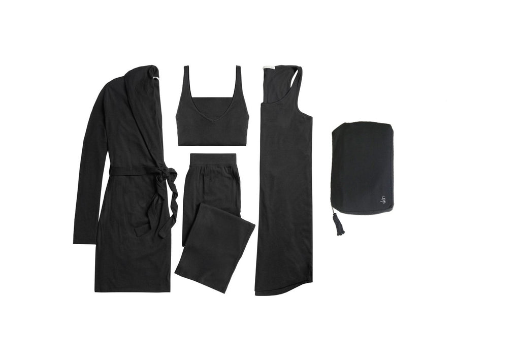 Working From Home Kit by Skin in Black