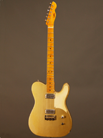 Martyna, La Perronita, 1 pc Ash, Gold, 9.5r, Flame Maple Neck