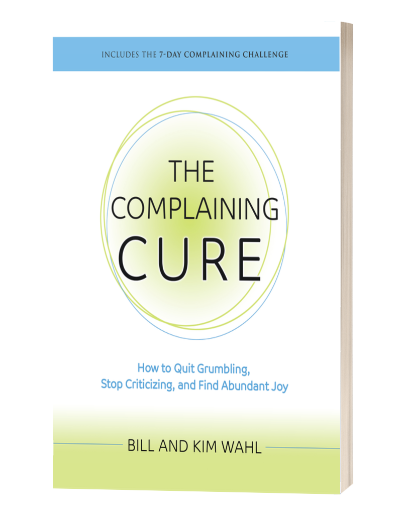 *   The Complaining Cure   *