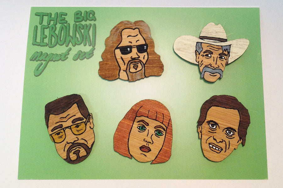 Magnets: The Big Lebowski