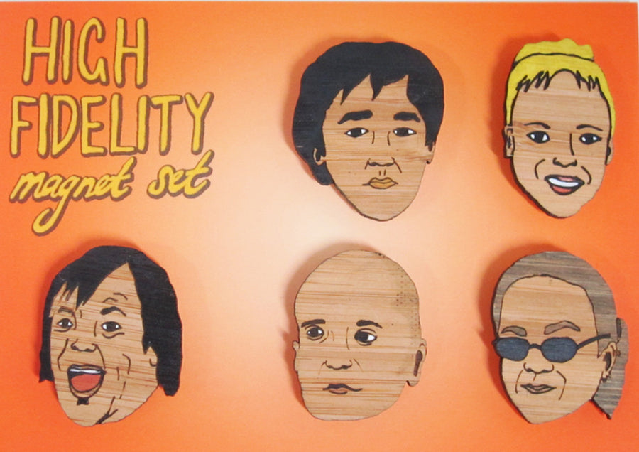 Magnets: High Fidelity