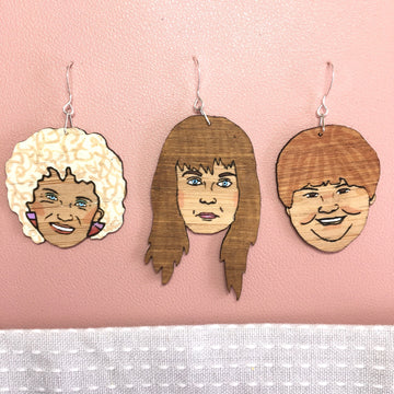 Dangles: Kath, Kim and Sharon