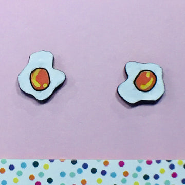 Studs: Fried Eggs
