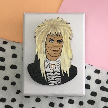 Brooch: The Goblin King